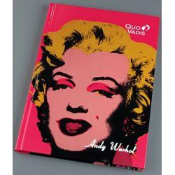 Brulion 96 kartek kratka Andy Warhol Marilyn Monro